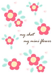 My chat my mini flower 8