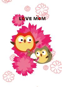 阿凹鳥日子-母親節