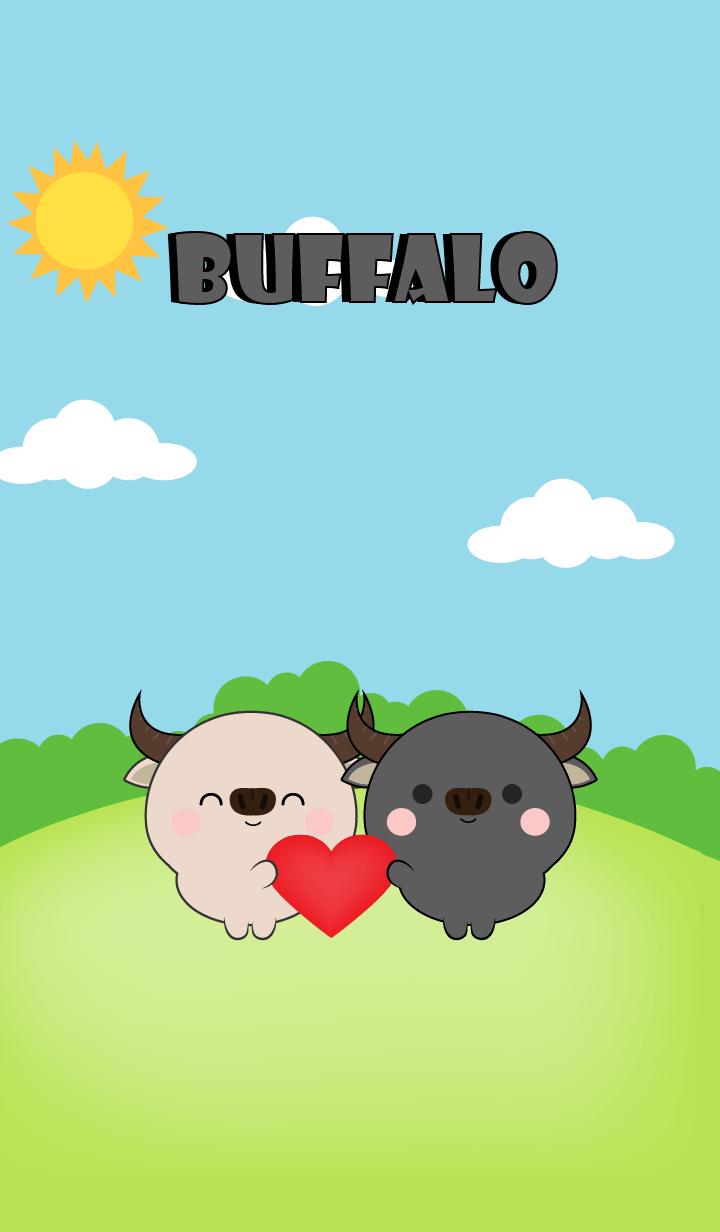 Mini Buffalo & White Buffalo Theme (jp)