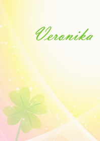 No.1589 Veronika Lucky Clover name