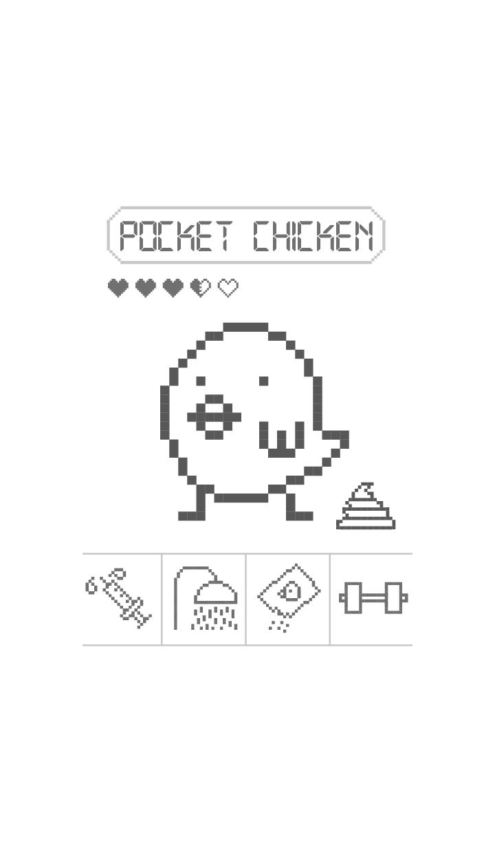 Pocket Chicken J
