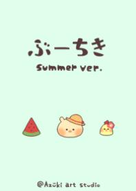 Pig & Chick -summer-