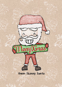 Merry Xmas from Skinny Santa Vol.1
