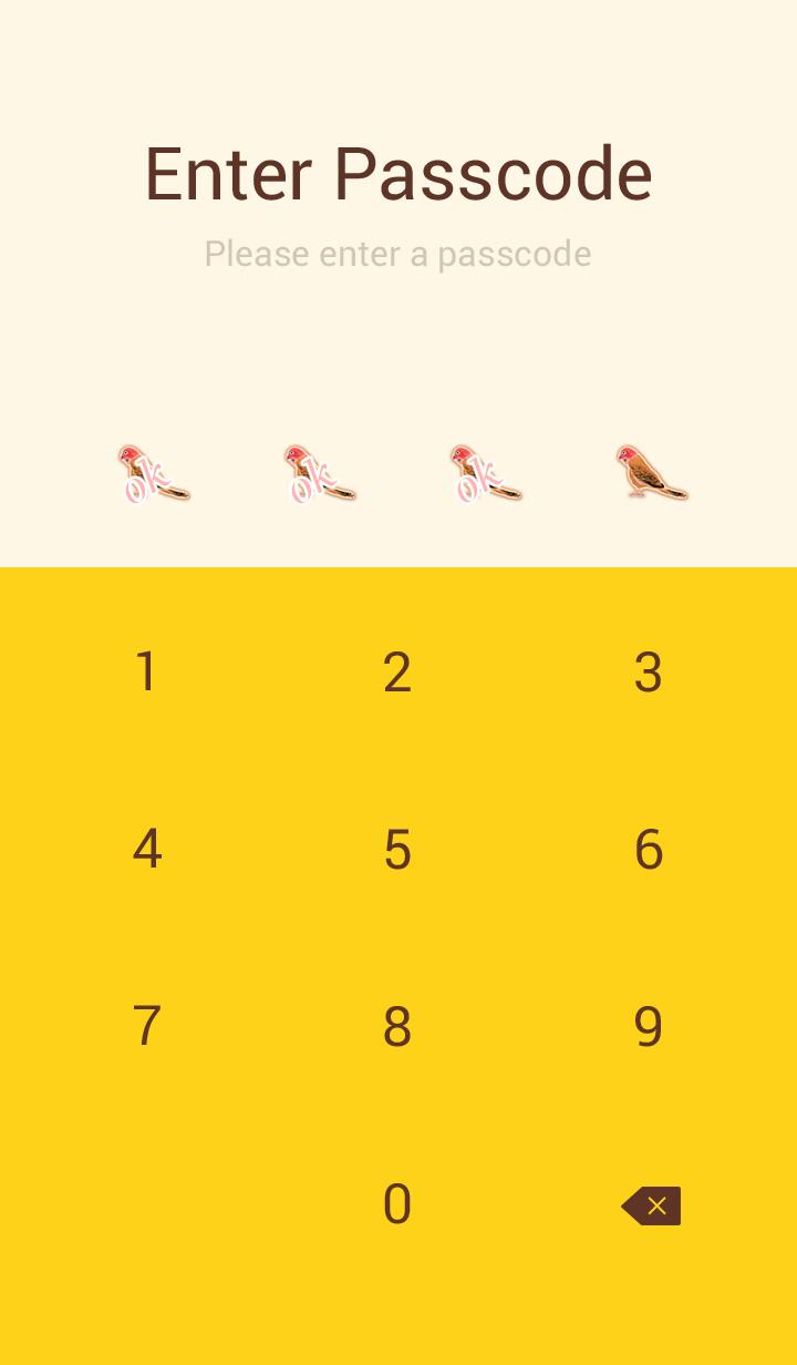 Simple lucky parakeet 9