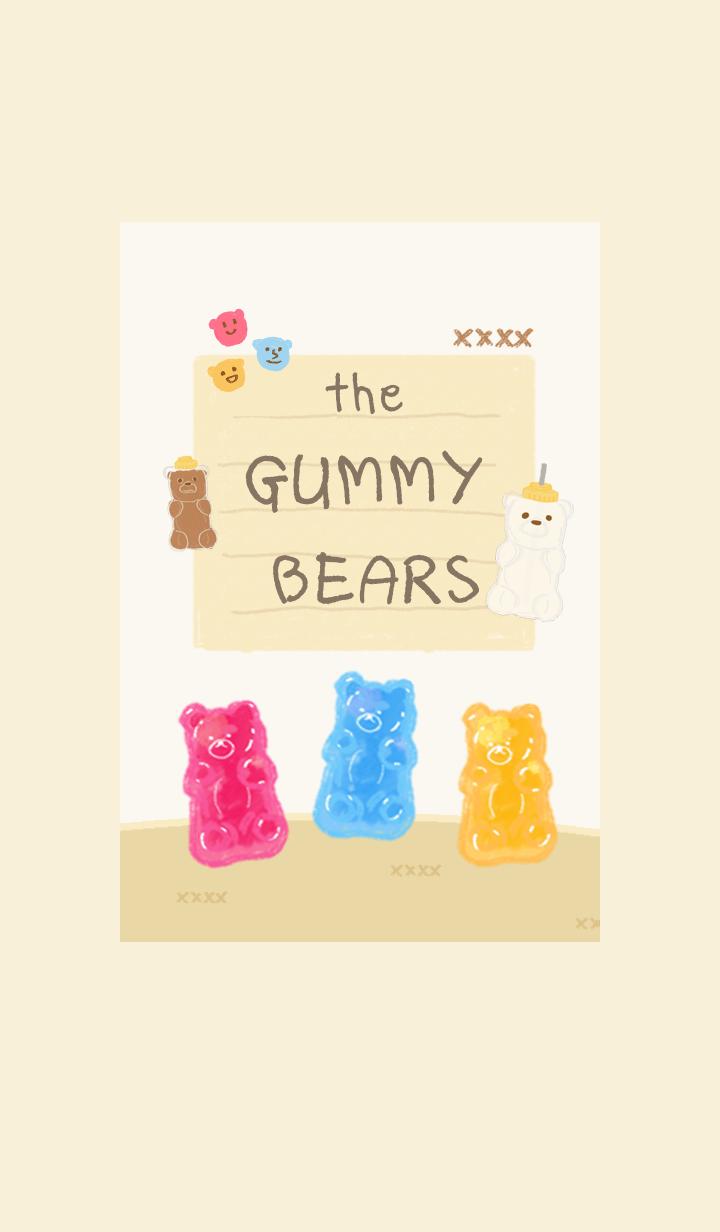 gummy gummy bears