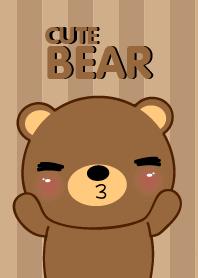 I'm Cute Bear Icon Theme