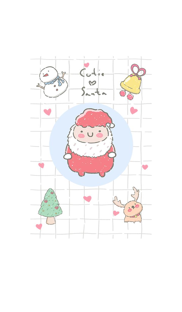 my cutie santa