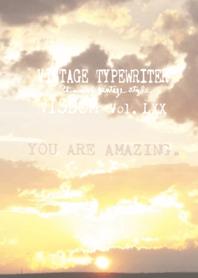 VINTAGE TYPEWRITER WISDOM Vol.LXX