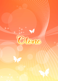 Otone butterfly theme