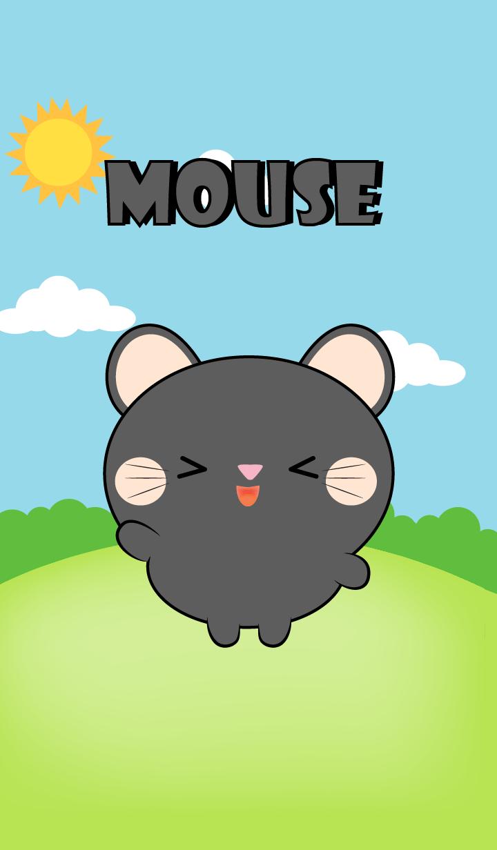 Mini Black Mouse Theme