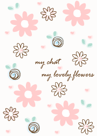 My chat my lovely flowers 15