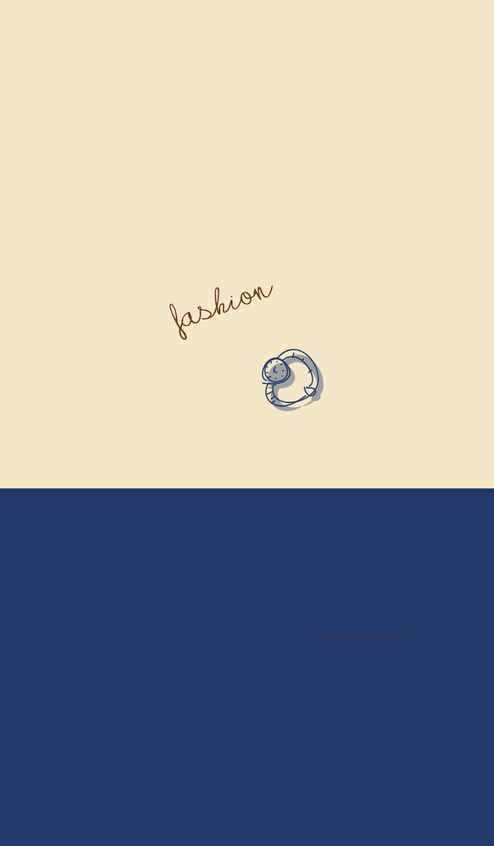 fashion navy beige