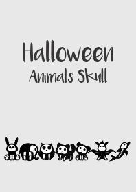 Halloween Animal Skull