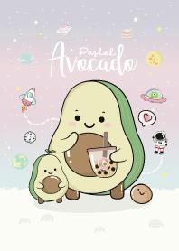 Avocado Pastel.