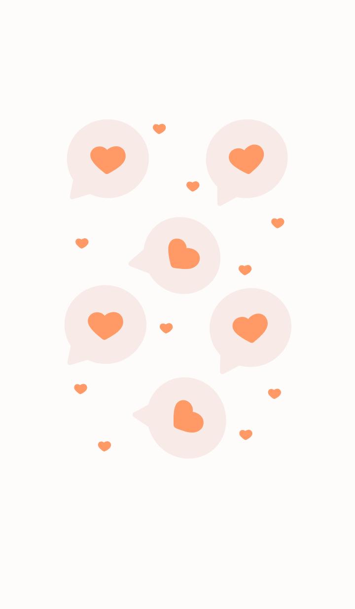 lovely mini heart 36