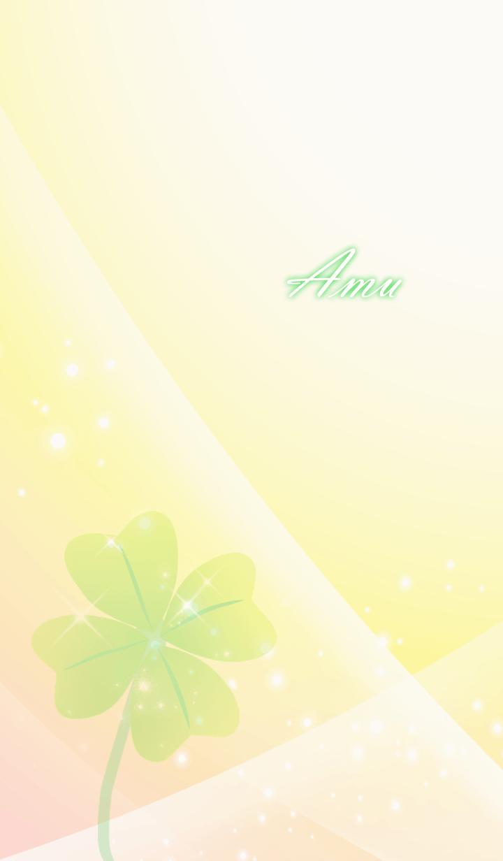 No.48 Amu Lucky Clover Beautiful