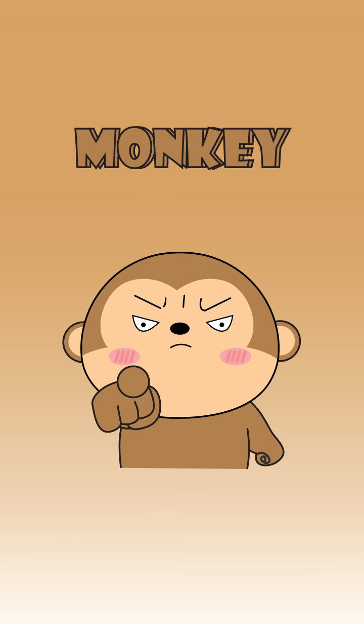 Cutie Monkey Theme