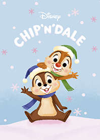Chip 'n' Dale(玩雪篇)