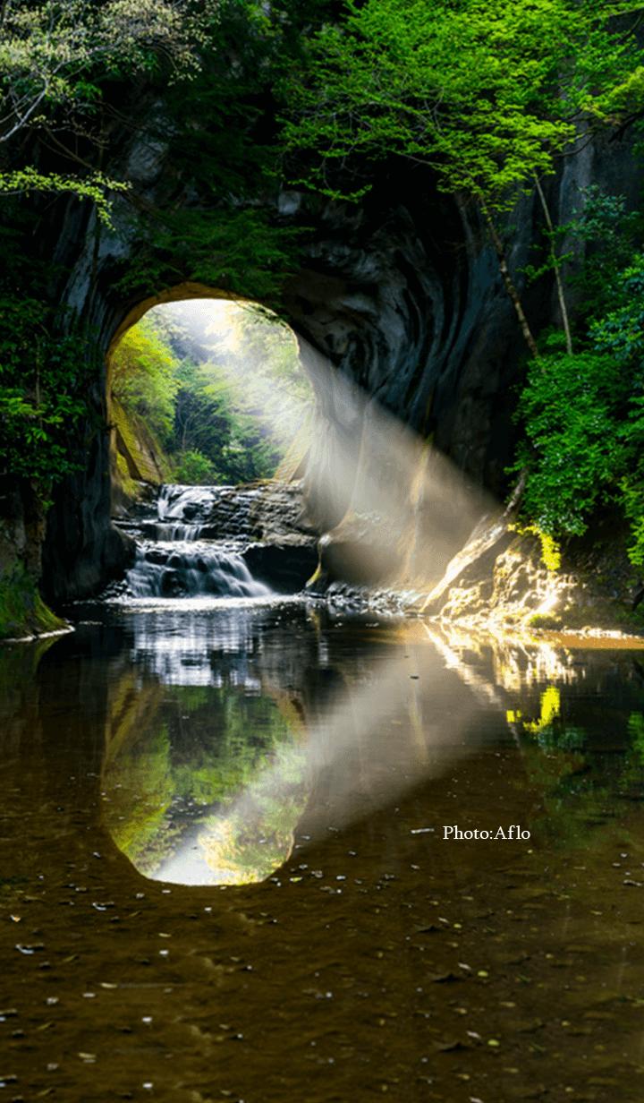 Heart of Kameiwa Cave