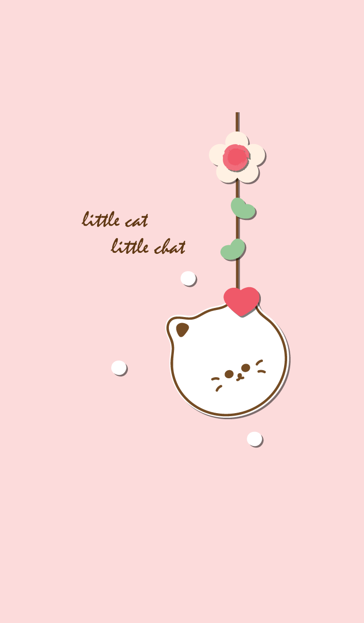 little cat with little heart 9