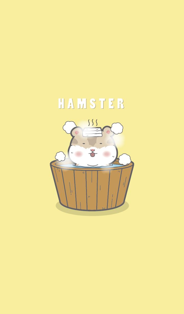 HAMSTER #1 J