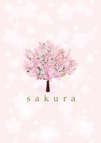 Sakura in spring 18