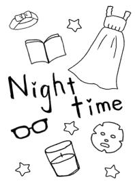 Women night time