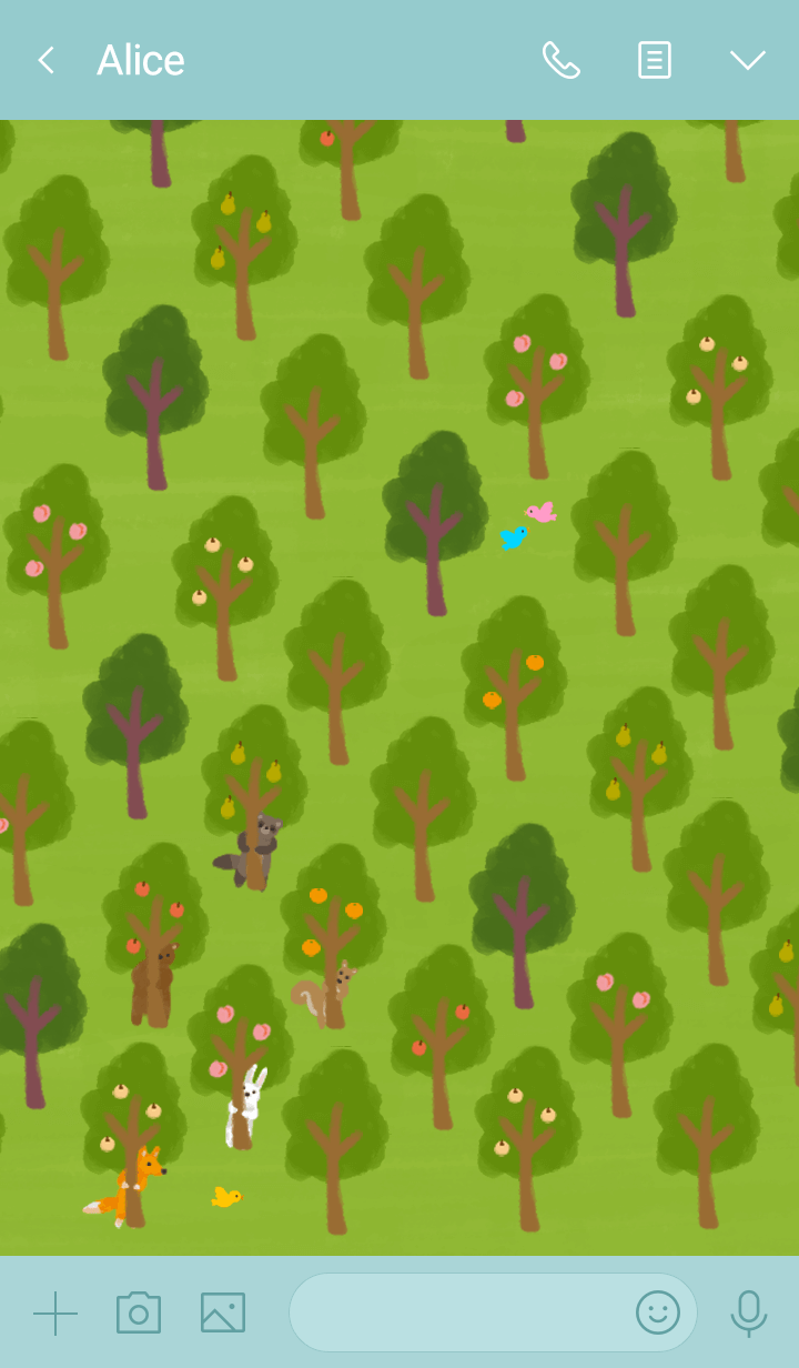 Hide and Seek Forest