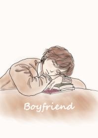 Boyfriend~library after school ver.