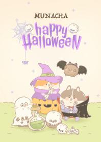 MUNACHA : Happy Halloween