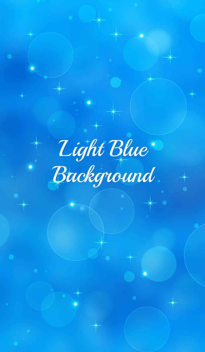 Light Blue Background..
