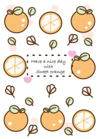 Sweet pastel orange 2 :)