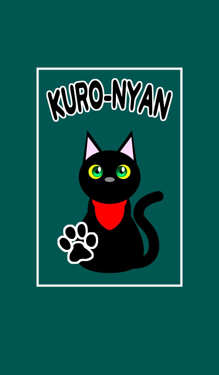 Dress up the black cat KURO-NYAN