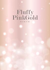 Fluffy Pink Gold. 30 -MEKYM-