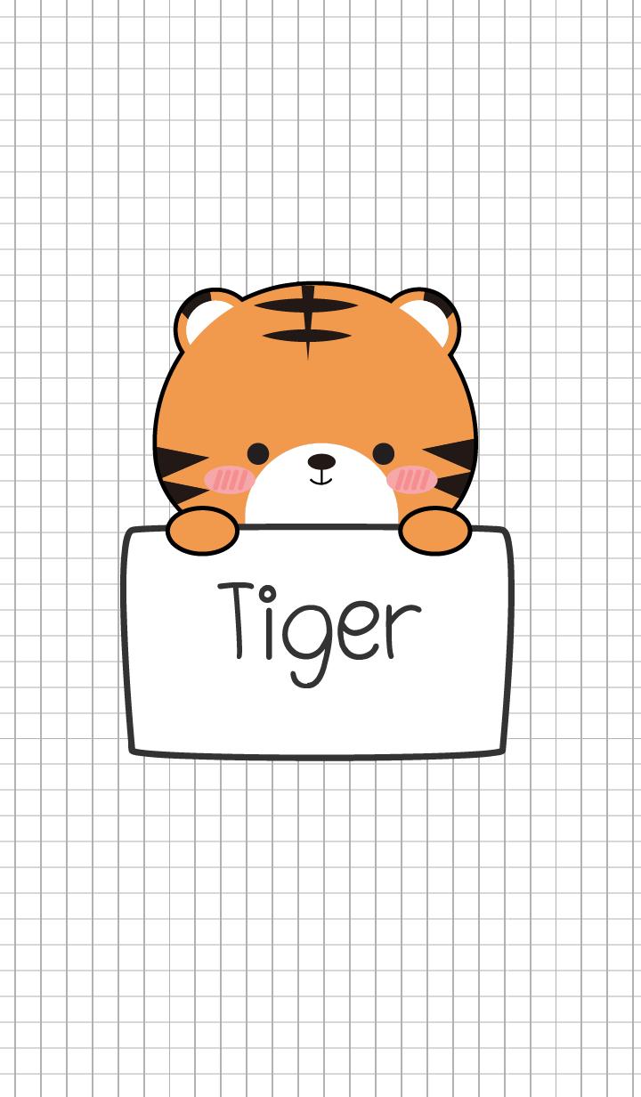 Love Tiger Theme Ver.2 (jp)