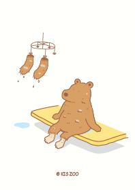臭腳丫小熊