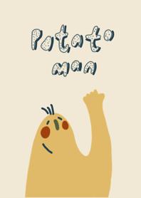 跟馬鈴薯先生說嗨