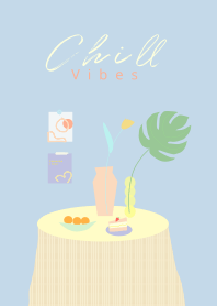 Chill vibes ( pastel ver. )