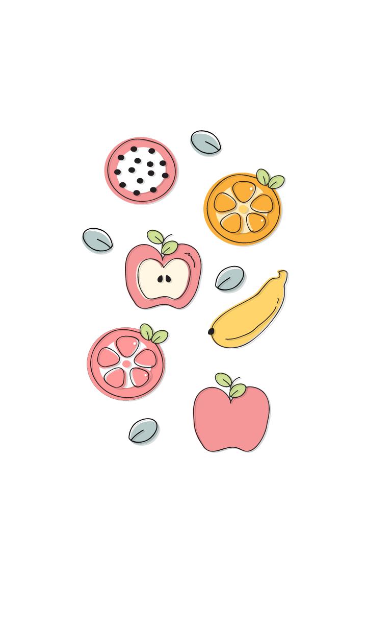Yummy fruits 10 :)