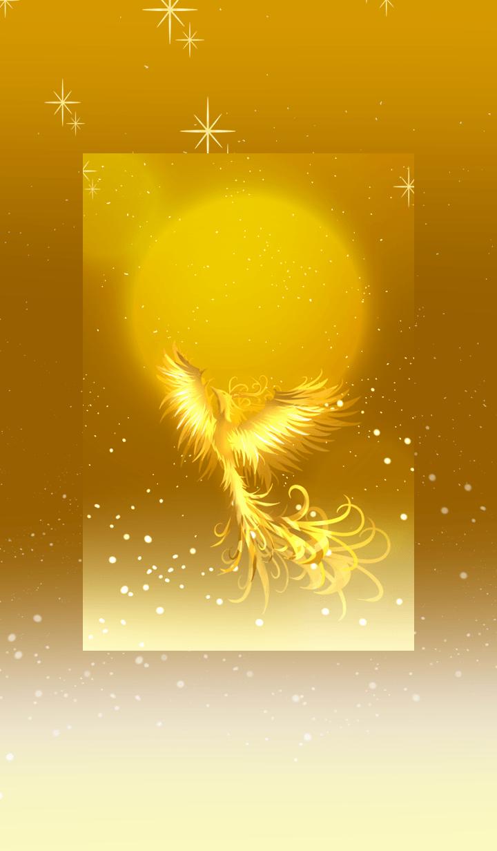Phoenix attracts fortune.1.
