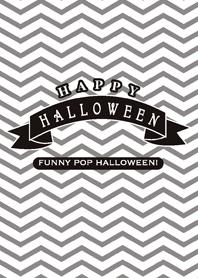 Happy Halloween fanny pop