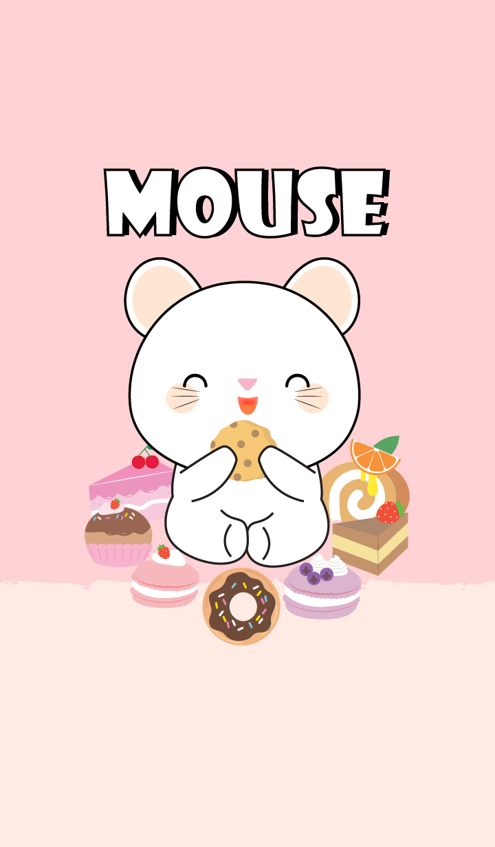 white mouse & bakery Theme