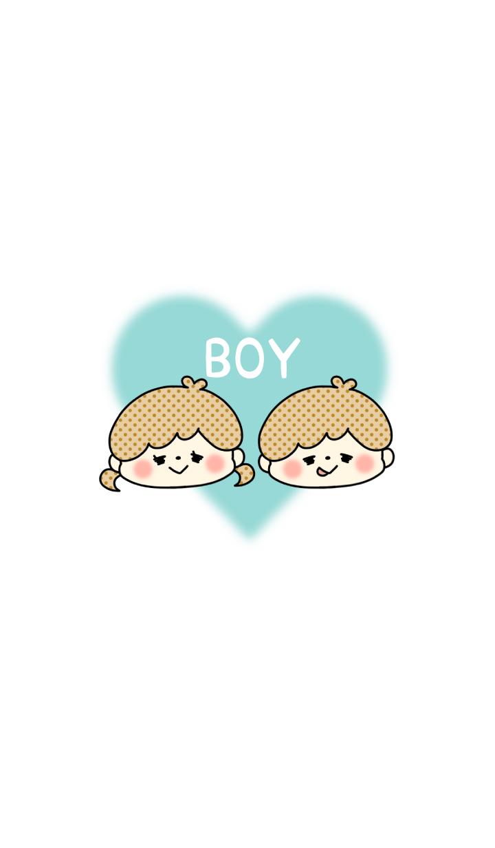 -LOVELY COUPLE THEME- BOY / No.11