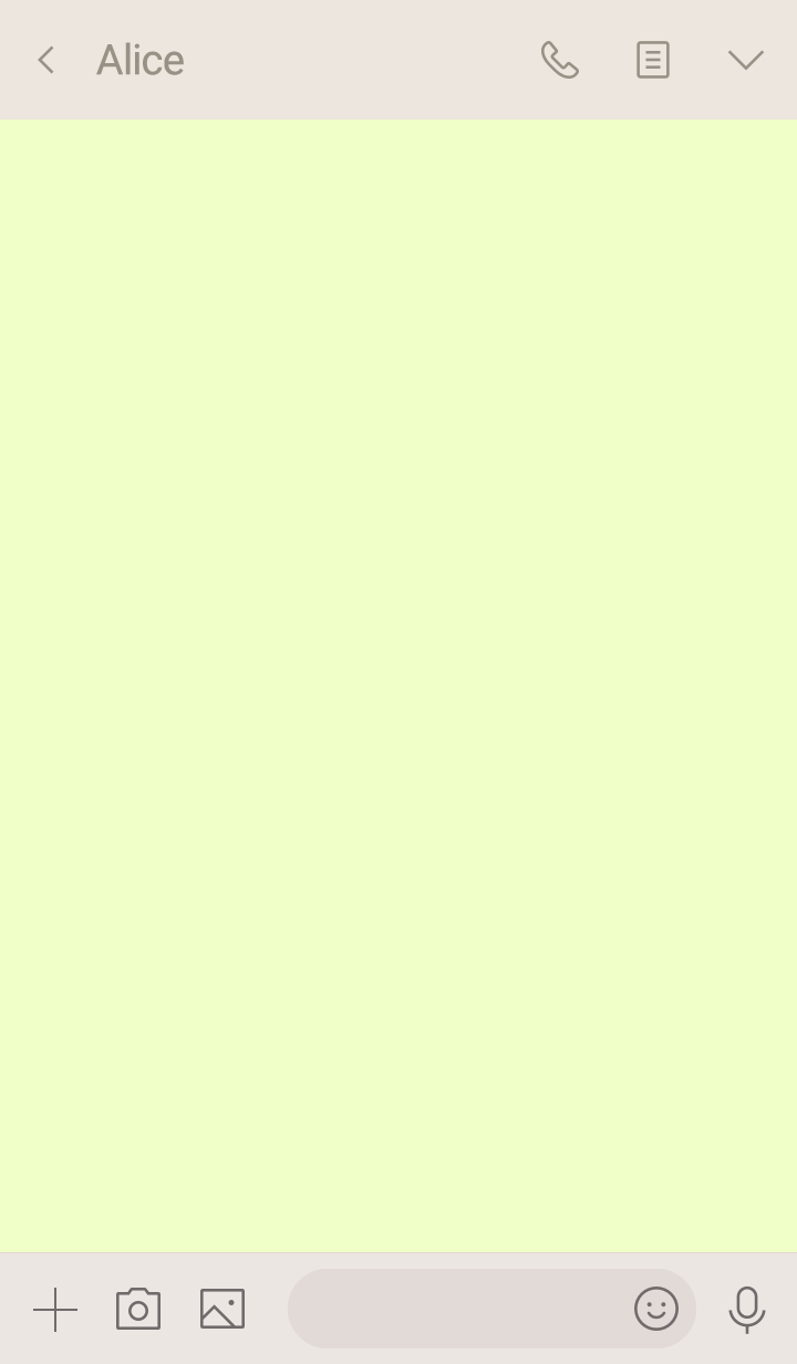 horse simple theme(beige1)