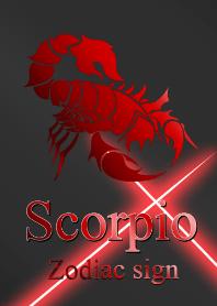 -Zodiac signs Scorpio Red Black2-