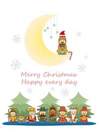 眾神明保佑-聖誕節