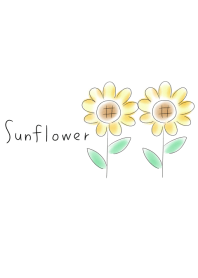 simple sunflower.