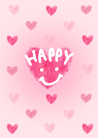 A heart Pink2 - smile28-