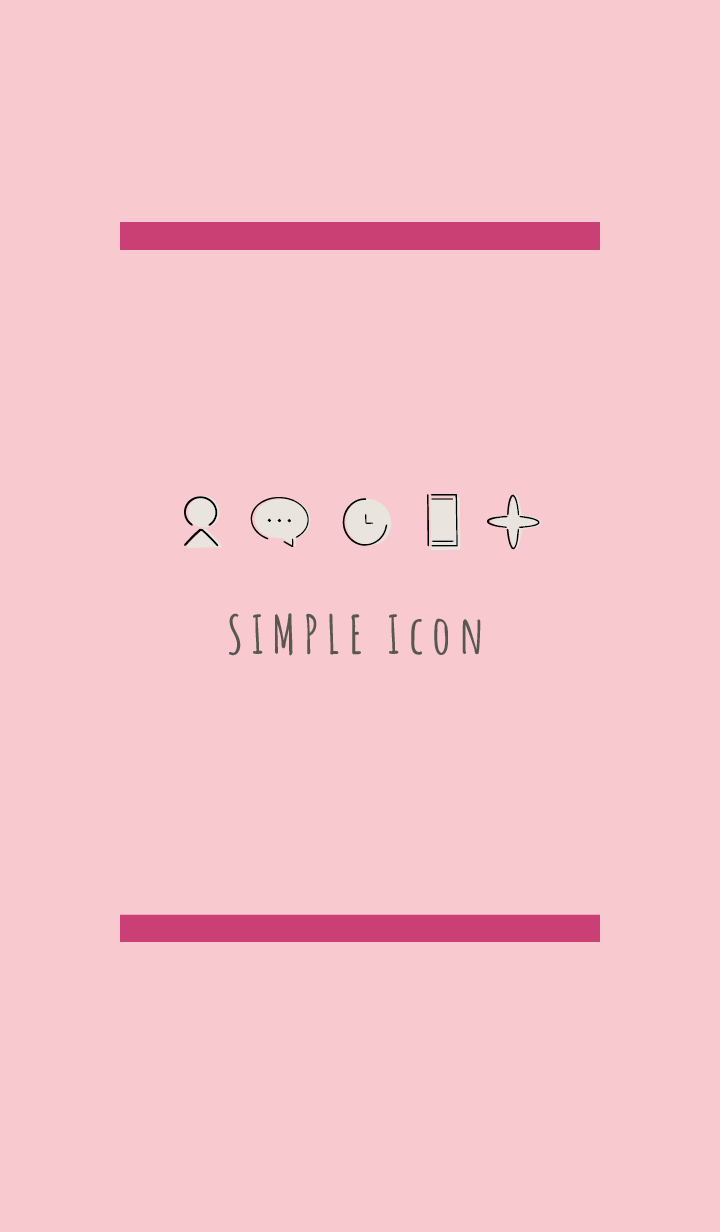 Pink : Simple Theme