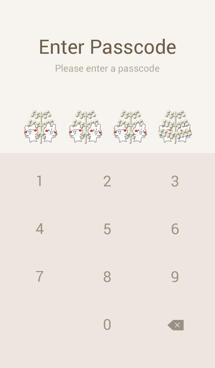 ゲス野うさ&くま TREE